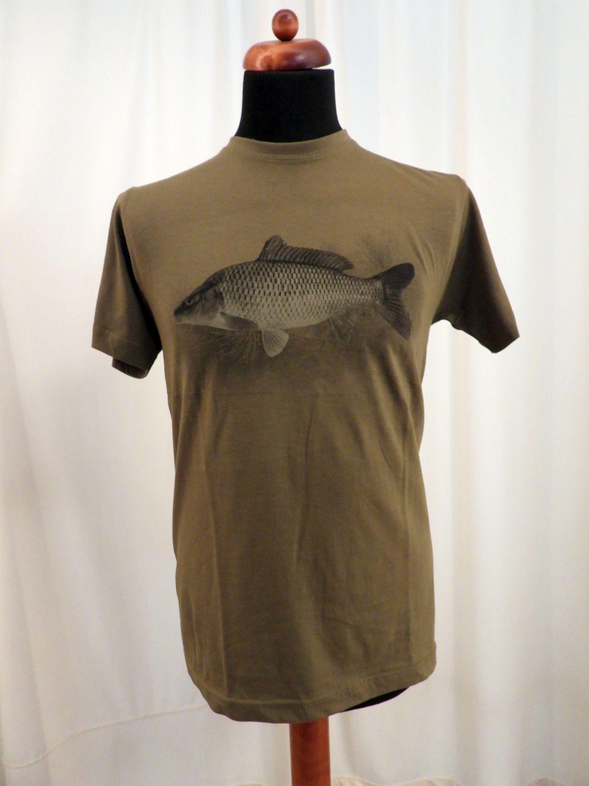 T-Shirt Herren Fisch