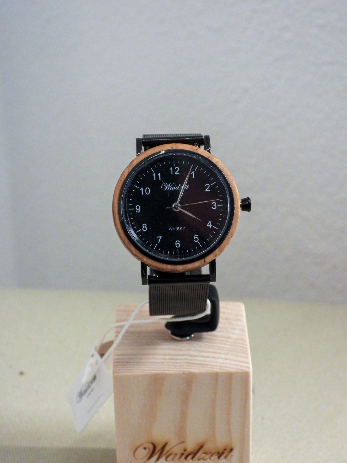 Waidzeit Armbanduhr