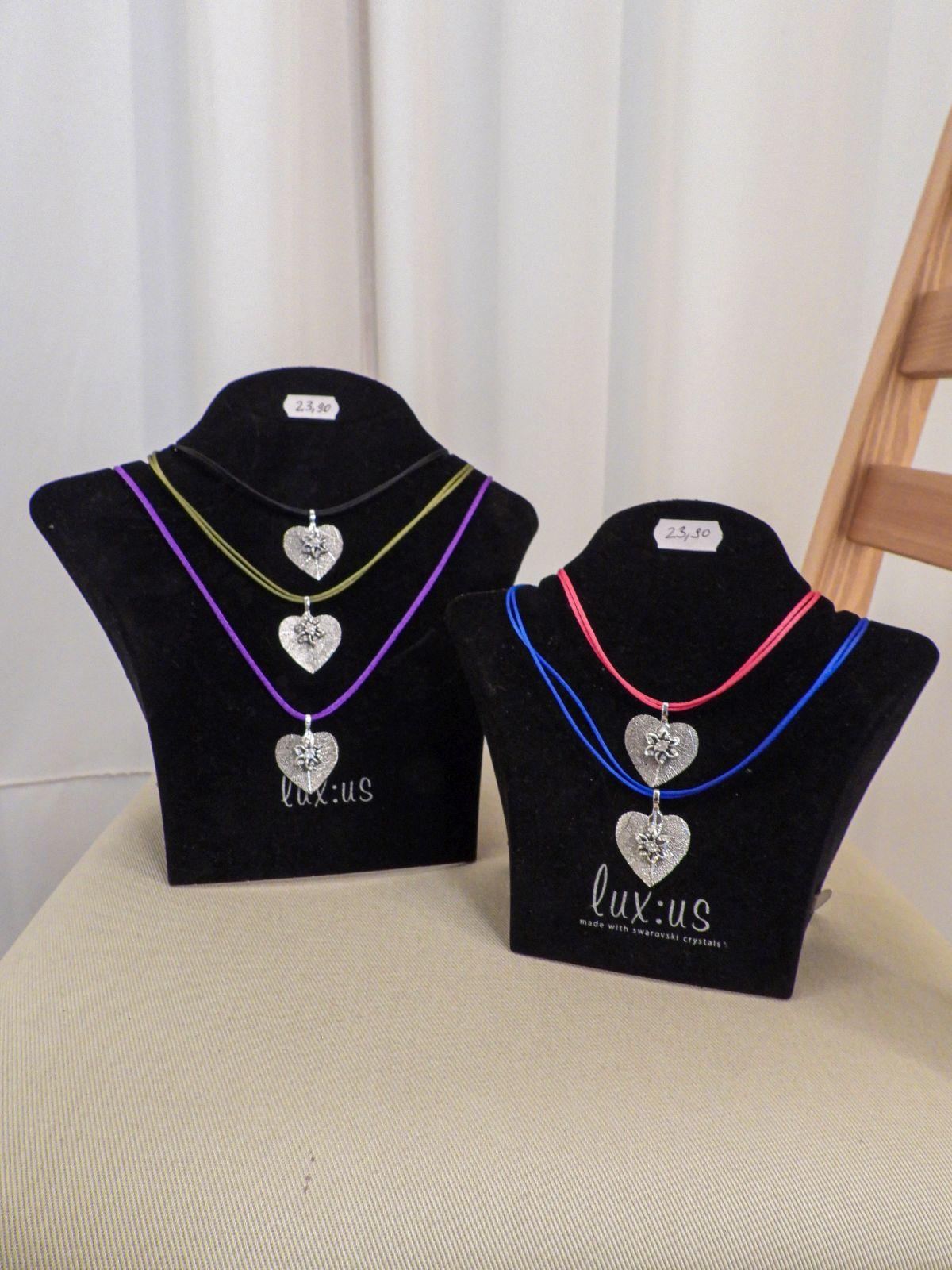 Halskette lux:us